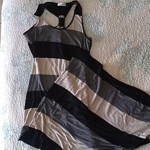 Calvin Klein Casual Maxi Dress/ 4